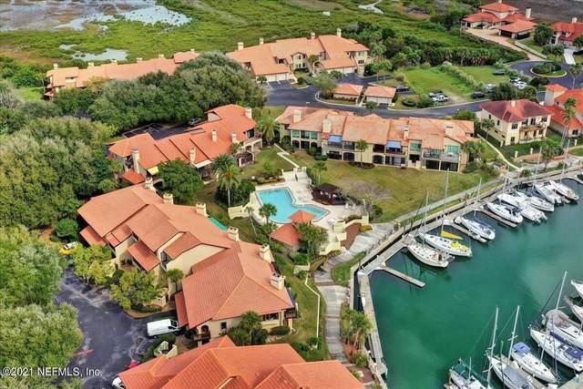 3432 Harbor Dr, St Augustine, FL 32084 (MLS #1128541) :: EXIT Real Estate Gallery