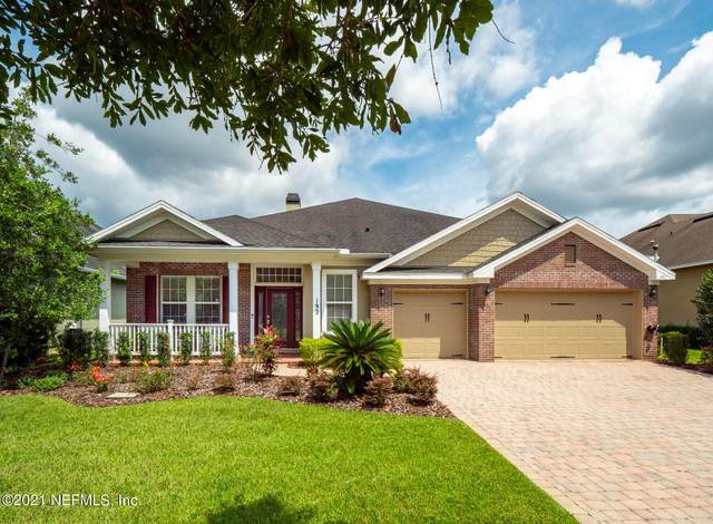 192 Royal Lake Dr, Ponte Vedra, FL 32081 (MLS #1128866) :: The Collective at Momentum Realty