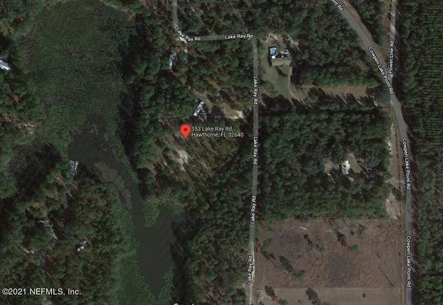 149 Lake Ray Rd, Hawthorne, FL 32640 (MLS #1128878) :: Bridge City Real Estate Co.