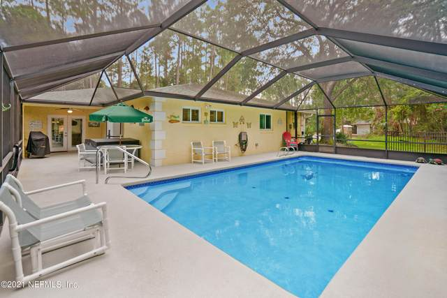 8 Largo Pl, Palm Coast, FL 32137 (MLS #1129157) :: The Collective at Momentum Realty