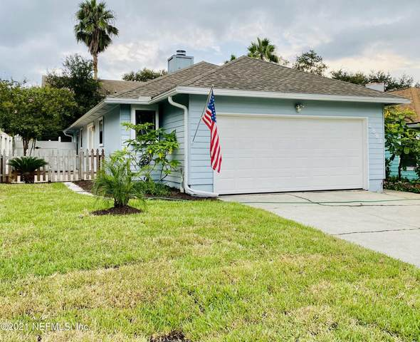 1881 Ocean Pond Dr, Jacksonville Beach, FL 32250 (MLS #1129515) :: The Collective at Momentum Realty