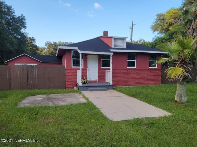 203 Jericho Rd, Jacksonville, FL 32218 (MLS #1129736) :: The Perfect Place Team