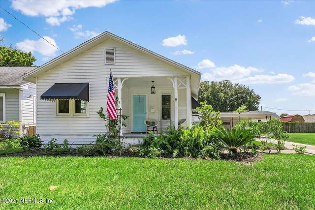 8 Poinciana Ave, St Augustine, FL 32084 (MLS #1129752) :: CrossView Realty