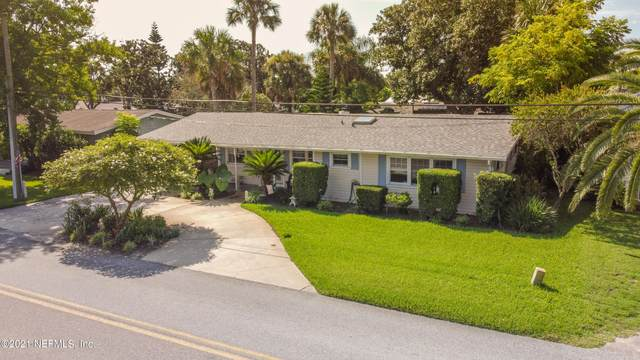 519 Florida Blvd, Neptune Beach, FL 32266 (MLS #1130135) :: The Hanley Home Team