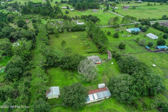 9650 Luther Beck Rd, Hastings, FL 32145 (MLS #1130671) :: The Huffaker Group