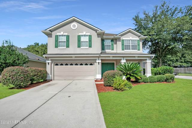 2101 S Cranbrook Ave, St Augustine, FL 32092 (MLS #1130682) :: 97Park