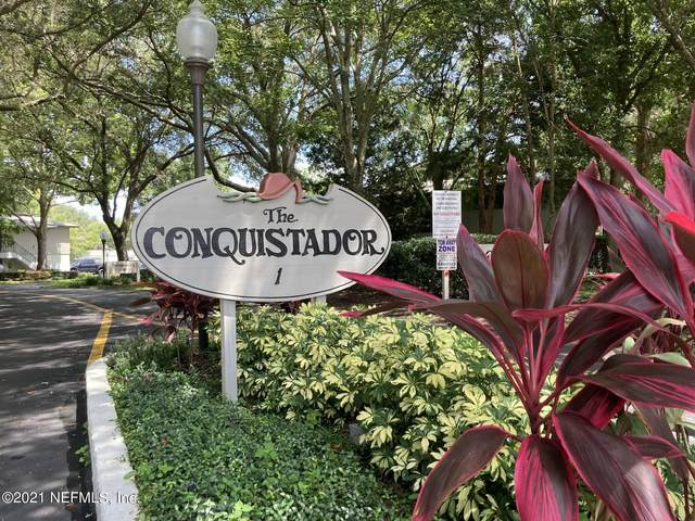 21 Santiago Ct, St Augustine, FL 32086 (MLS #1130885) :: Keller Williams Realty Atlantic Partners St. Augustine