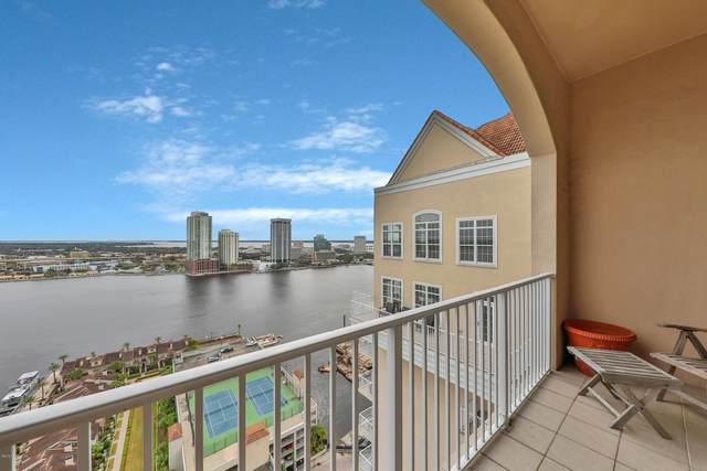 400 E Bay St Ph3, Jacksonville, FL 32202 (MLS #1130927) :: The Huffaker Group