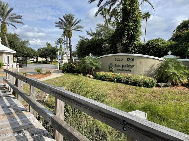 1701 The Greens Way #622, Jacksonville Beach, FL 32250 (MLS #1130967) :: EXIT Real Estate Gallery