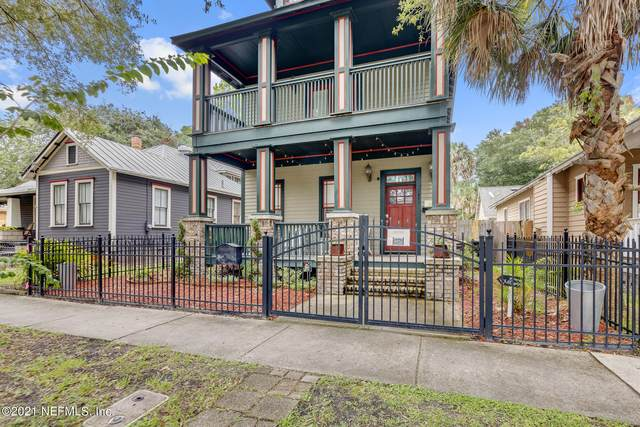 1435 N Liberty St, Jacksonville, FL 32206 (MLS #1131083) :: The Perfect Place Team
