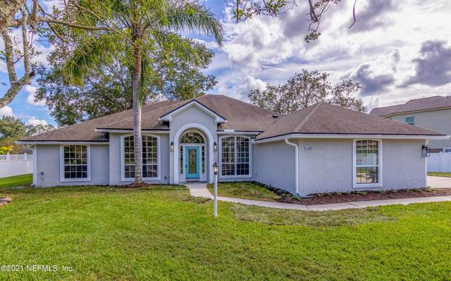 1549 Greenridge Cir W, St Johns, FL 32259 (MLS #1131449) :: Bridge City Real Estate Co.