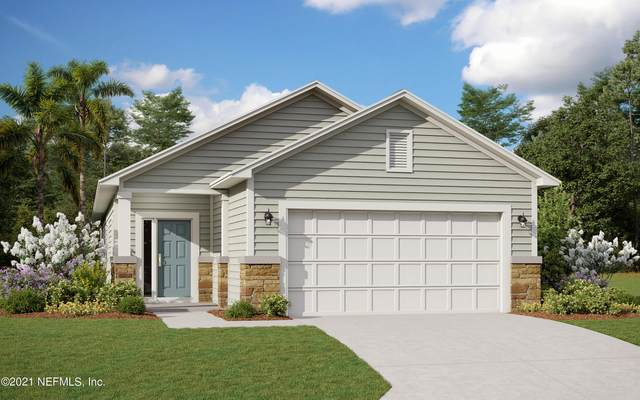 283 Wineberry Ln, St Augustine, FL 32092 (MLS #1131629) :: EXIT Real Estate Gallery