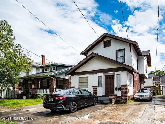 2350 College St, Jacksonville, FL 32204 (MLS #1131711) :: Olson & Taylor | RE/MAX Unlimited