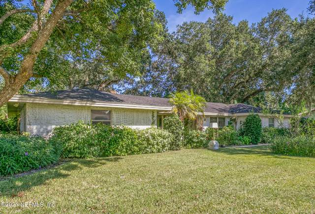 211 Woodland Ave, St Augustine, FL 32080 (MLS #1131733) :: Berkshire Hathaway HomeServices Chaplin Williams Realty