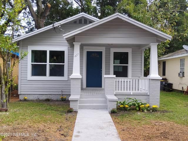 1427 W 24TH St, Jacksonville, FL 32209 (MLS #1131855) :: The Hanley Home Team