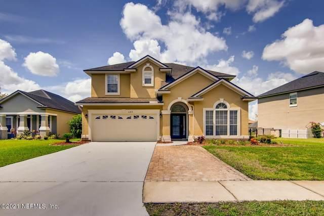 689 Porto Cristo Ave, St Augustine, FL 32092 (MLS #1131941) :: The Huffaker Group