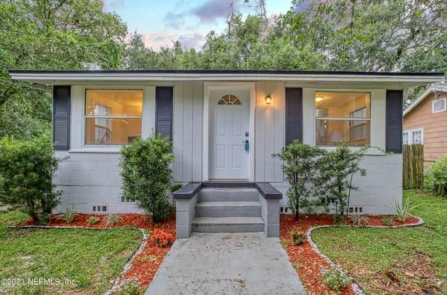 2658 Peacock St, Jacksonville, FL 32207 (MLS #1131969) :: Bridge City Real Estate Co.