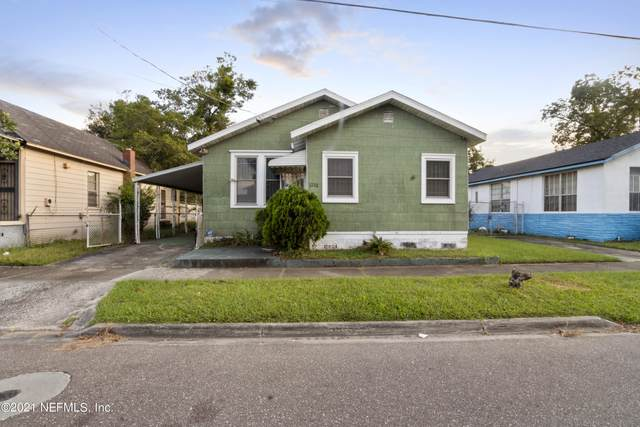 1252 W 20TH St, Jacksonville, FL 32209 (MLS #1132056) :: Berkshire Hathaway HomeServices Chaplin Williams Realty