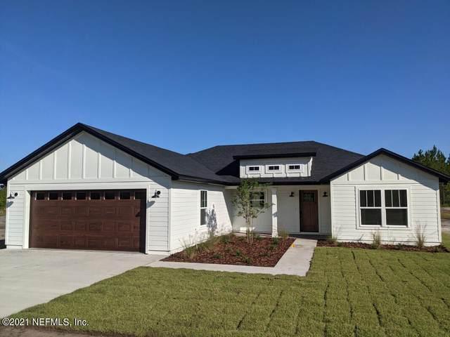 8563 Odis Yarborough Rd, Glen St. Mary, FL 32040 (MLS #1132122) :: The Hanley Home Team