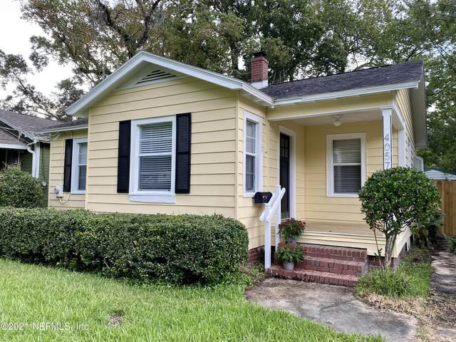 4057 Green St, Jacksonville, FL 32205 (MLS #1132229) :: Berkshire Hathaway HomeServices Chaplin Williams Realty