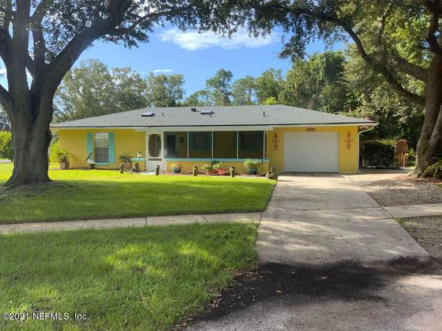 507 Mentone St, St Augustine, FL 32086 (MLS #1132306) :: The Randy Martin Team | Compass Florida LLC