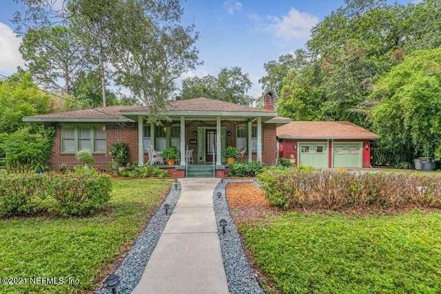 1222 Ingleside Ave, Jacksonville, FL 32205 (MLS #1132353) :: EXIT Inspired Real Estate
