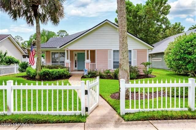 606 Paradise Ct, Atlantic Beach, FL 32233 (MLS #1132803) :: The Hanley Home Team