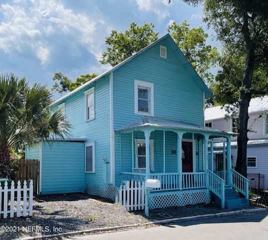 24 S Leonardi St, St Augustine, FL 32084 (MLS #1132999) :: The Volen Group, Keller Williams Luxury International