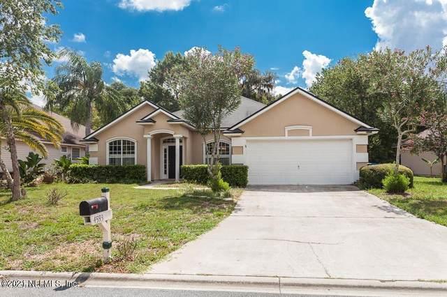 4593 Cape Elizabeth Ct, Jacksonville, FL 32277 (MLS #1133042) :: The Volen Group, Keller Williams Luxury International