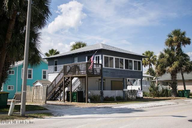 714 2ND St S, Jacksonville Beach, FL 32250 (MLS #1133766) :: The Volen Group, Keller Williams Luxury International