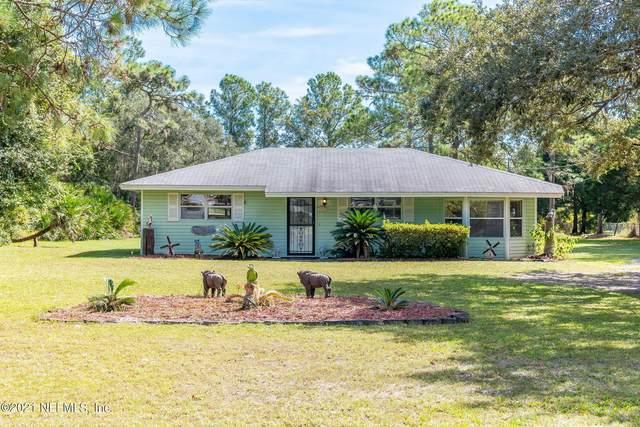 2080 Deerwood Acres Dr, St Augustine, FL 32084 (MLS #1134198) :: The Huffaker Group