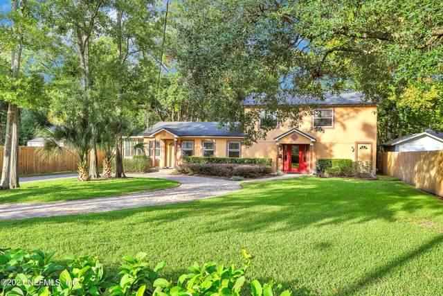 1307 Ingleside Ave, Jacksonville, FL 32205 (MLS #1134438) :: Bridge City Real Estate Co.