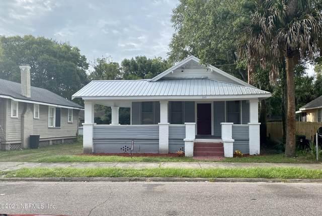 340 W 23RD St, Jacksonville, FL 32206 (MLS #1134490) :: Olde Florida Realty Group