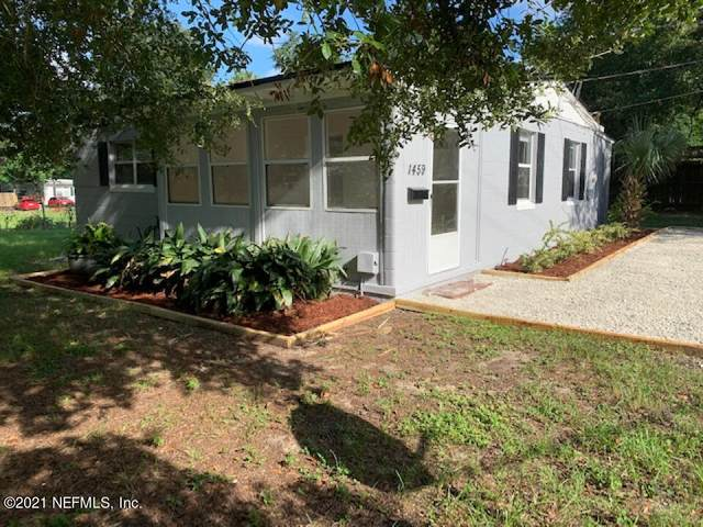 1459 King Arthur Rd, Jacksonville, FL 32211 (MLS #1134992) :: Ponte Vedra Club Realty