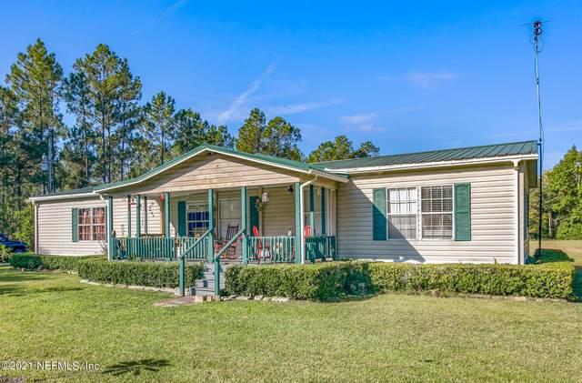 8462 NW County Road 229, Starke, FL 32091 (MLS #1135205) :: The Hanley Home Team