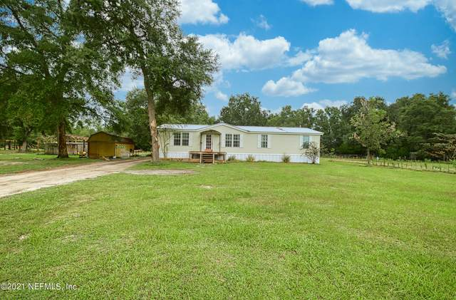 241486 County Road 121, Hilliard, FL 32046 (MLS #1135217) :: Military Realty