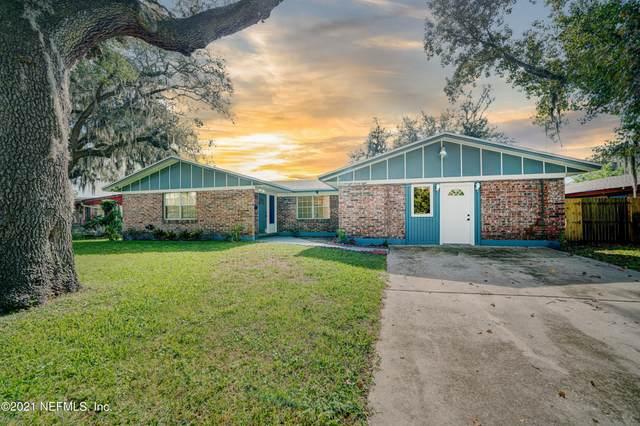 7898 Knoll Dr N, Jacksonville, FL 32221 (MLS #1135222) :: The Hanley Home Team