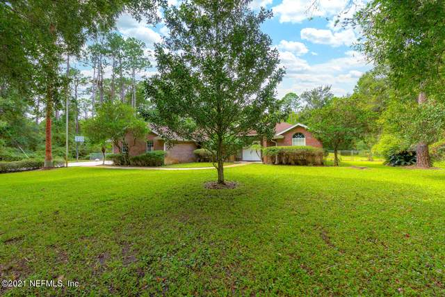 370 Circle Dr W, St Augustine, FL 32084 (MLS #1135332) :: The Perfect Place Team