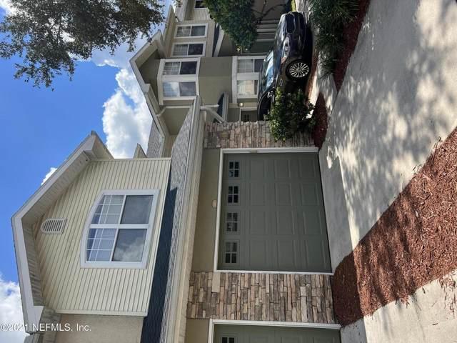 3750 Silver Bluff Blvd #1602, Orange Park, FL 32065 (MLS #1135868) :: EXIT 1 Stop Realty