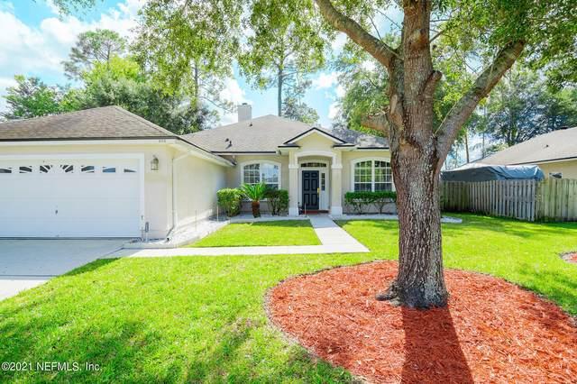 898 Lord Nelson Blvd, Jacksonville, FL 32218 (MLS #1136030) :: The Huffaker Group