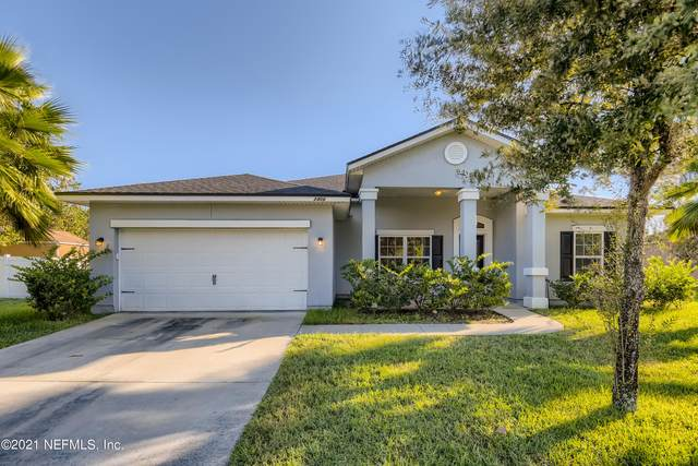 2406 Caney Oaks Dr, Jacksonville, FL 32218 (MLS #1136250) :: The Collective at Momentum Realty