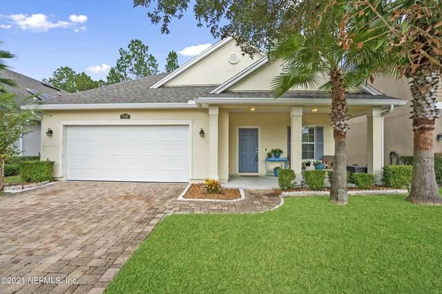 7142 Claremont Creek Dr, Jacksonville, FL 32222 (MLS #1136301) :: The Volen Group, Keller Williams Luxury International
