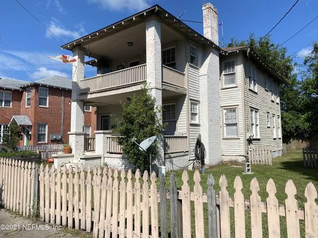 117 Cottage Ave, Jacksonville, FL 32206 (MLS #1136674) :: Engel & Völkers Jacksonville