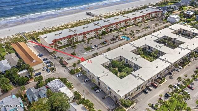 901 Ocean Blvd #83, Atlantic Beach, FL 32233 (MLS #1136908) :: The Huffaker Group