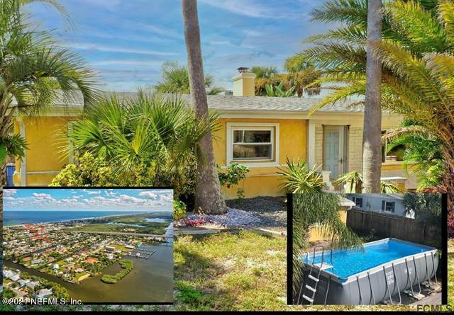 139 Avalon Ave, Flagler Beach, FL 32136 (MLS #1137012) :: The Hanley Home Team