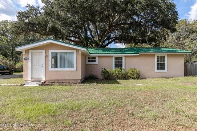 4601 Ave C, St Augustine, FL 32095 (MLS #1137089) :: The Hanley Home Team
