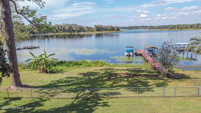 301 Spruce St, Crescent City, FL 32112 (MLS #1137167) :: EXIT Inspired Real Estate