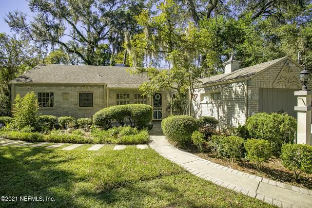 1626 Geraldine Dr, Jacksonville, FL 32205 (MLS #1137369) :: EXIT Real Estate Gallery
