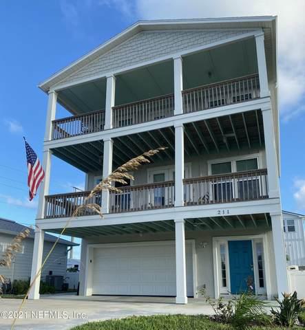 211 Twenty-First, St Augustine, FL 32084 (MLS #1137856) :: The Huffaker Group