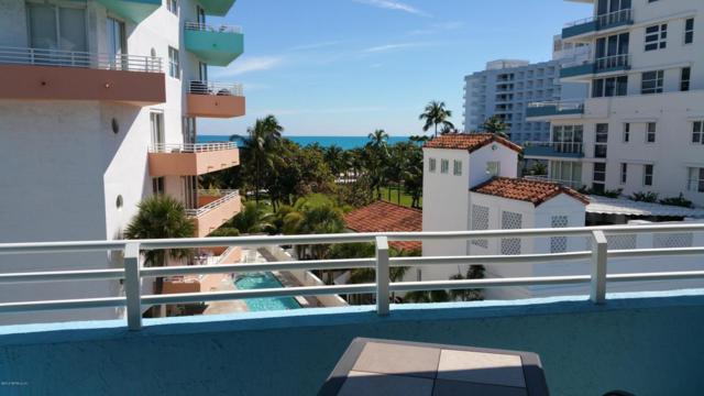 225 Collins Ave 5J, Miami Beach, FL 33139 (MLS #780884) :: EXIT Real Estate Gallery